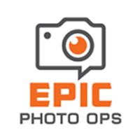The logo of Epic Photo Ops