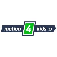 The logo of Motion 4 Kids