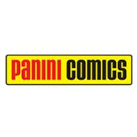 The logo of Panini Comics